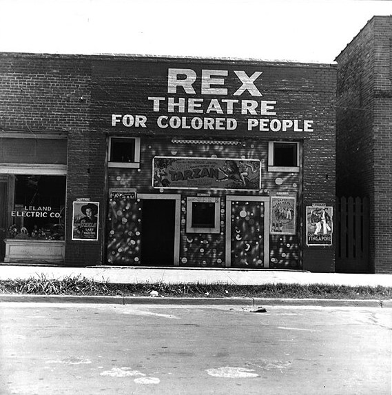 Colored Theatre